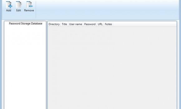 Password Storage Ekran Görüntüleri - 3