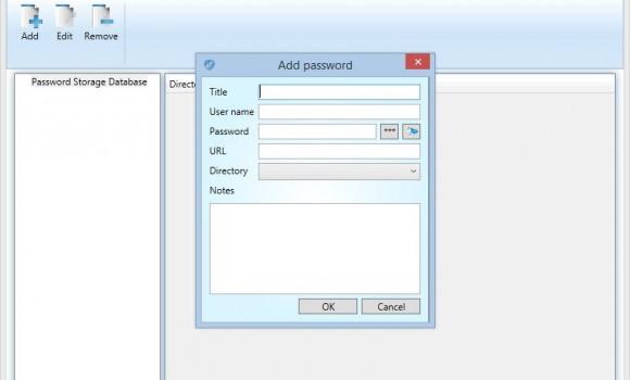Password Storage Ekran Görüntüleri - 2