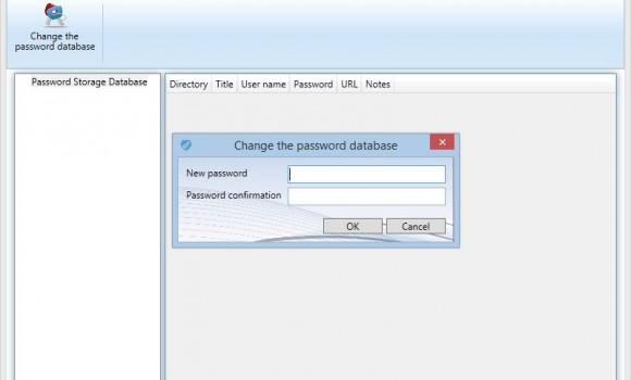 Password Storage Ekran Görüntüleri - 1