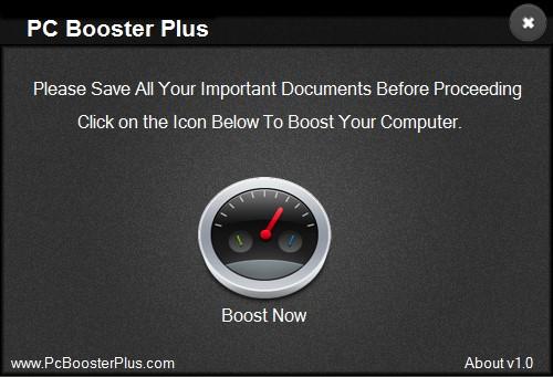 PC Booster Plus Ekran Görüntüleri - 1
