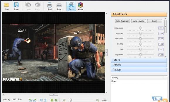 PC Image Editor Ekran Görüntüleri - 2