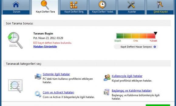 PC Performer Ekran Görüntüleri - 2