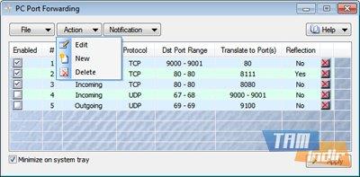 PC Port Forwarding Ekran Görüntüleri - 4