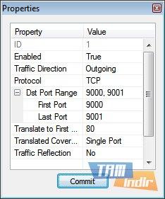 PC Port Forwarding Ekran Görüntüleri - 3
