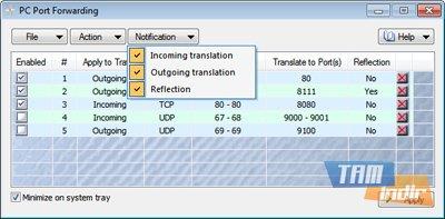 PC Port Forwarding Ekran Görüntüleri - 2