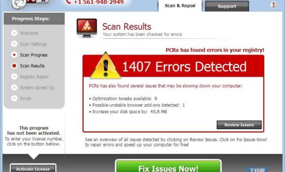PCRx Ekran Görüntüleri - 1