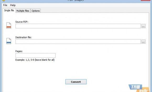PDF Shaper Ekran Görüntüleri - 3