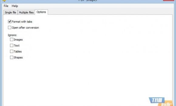 PDF Shaper Ekran Görüntüleri - 1
