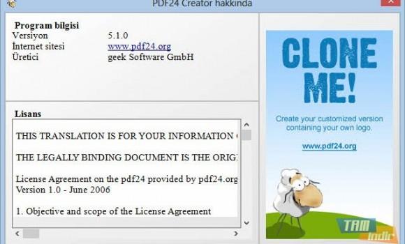 PDF24 Creator Ekran Görüntüleri - 2