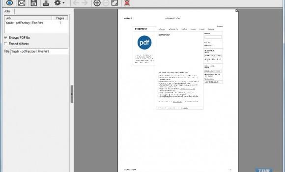 pdfFactory Ekran Görüntüleri - 1