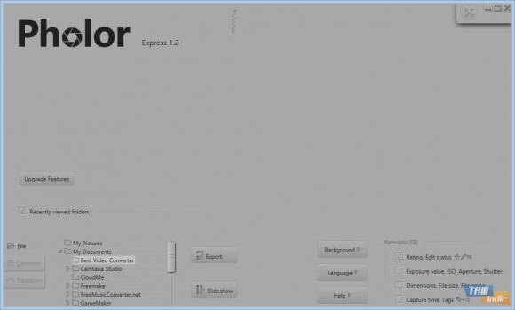 Pholor Express Ekran Görüntüleri - 5
