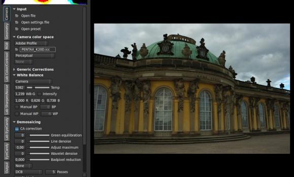 Photivo Ekran Görüntüleri - 2