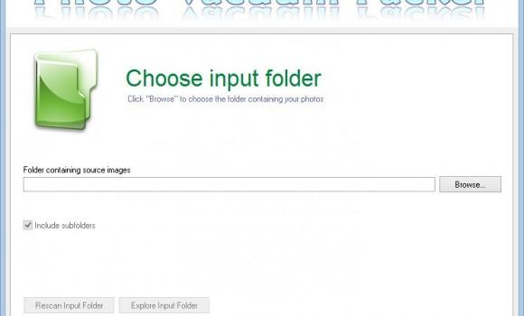 Photo Vacuum Packer Ekran Görüntüleri - 2