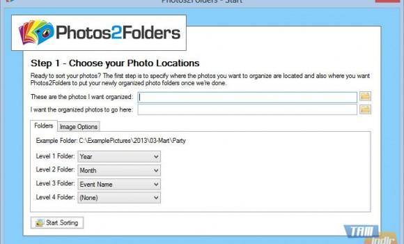 Photos2Folders Ekran Görüntüleri - 2
