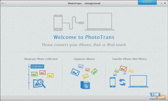 PhotoTrans Ekran Görüntüleri - 2