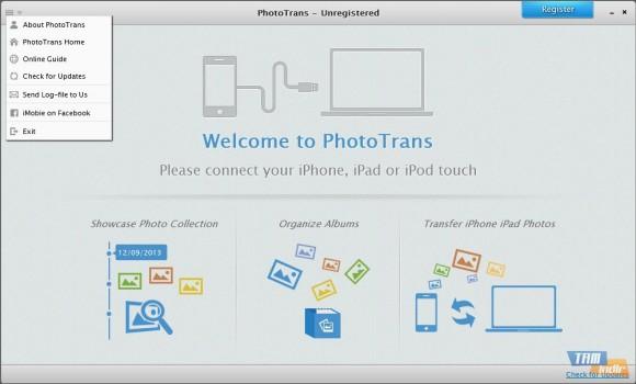 PhotoTrans Ekran Görüntüleri - 1