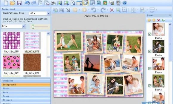 Picture Collage Maker Pro Ekran Görüntüleri - 6