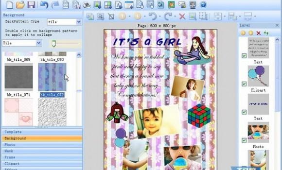 Picture Collage Maker Pro Ekran Görüntüleri - 5