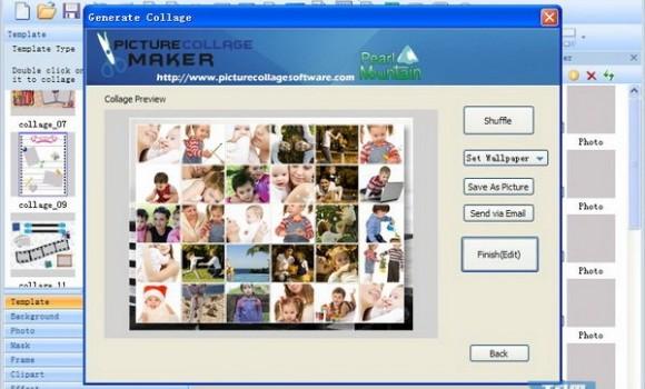 Picture Collage Maker Pro Ekran Görüntüleri - 2