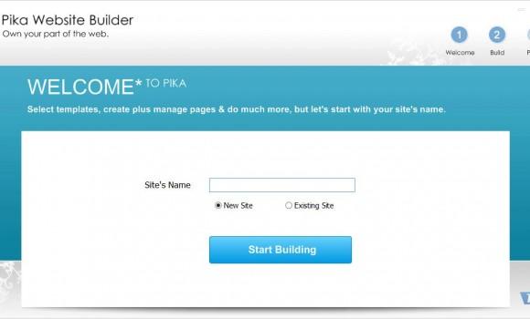 Pika Website Builder Ekran Görüntüleri - 5