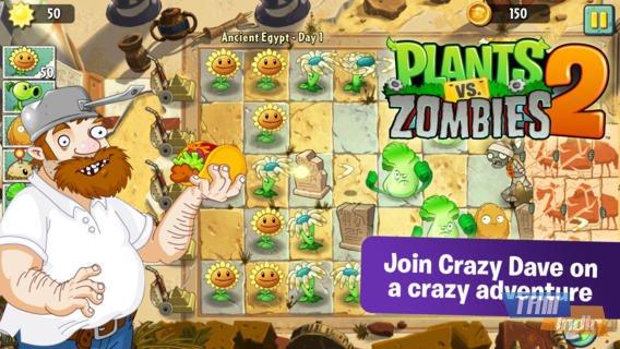 Plants vs. Zombies 2 Ekran Görüntüleri - 5