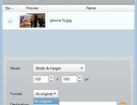 Plastiliq ImageResizer Ekran Görüntüleri - 3