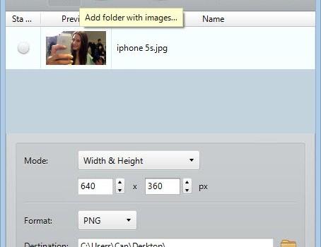 Plastiliq ImageResizer Ekran Görüntüleri - 1