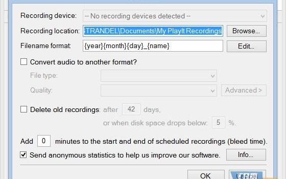 PlayIt Recorder Ekran Görüntüleri - 3