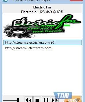 Pocket Radio Player Ekran Görüntüleri - 2