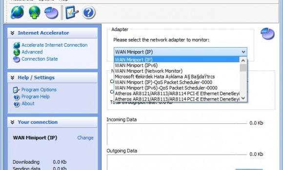 Pointstone Internet Accelerator Ekran Görüntüleri - 2