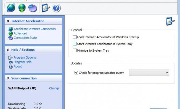Pointstone Internet Accelerator Ekran Görüntüleri - 1