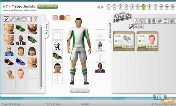 Power Soccer Ekran Görüntüleri - 3
