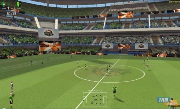 Power Soccer Ekran Görüntüleri - 2