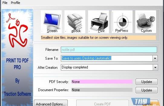 Print To PDF Pro Ekran Görüntüleri - 2