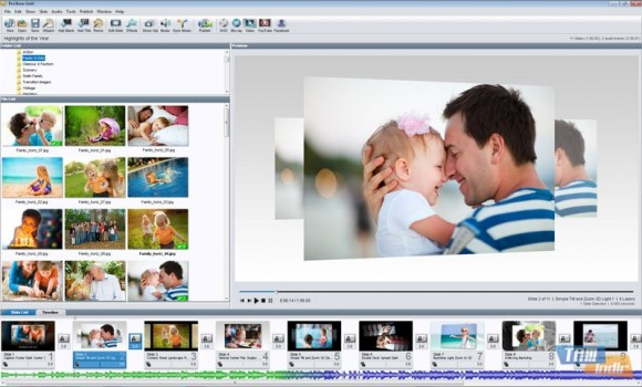 ProShow Gold Ekran Görüntüleri - 6