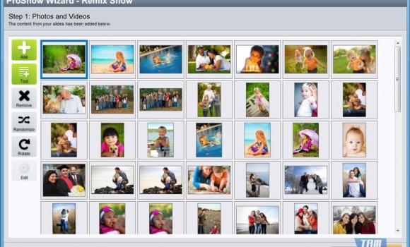 ProShow Gold Ekran Görüntüleri - 2