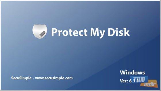 Protect My Disk Ekran Görüntüleri - 4