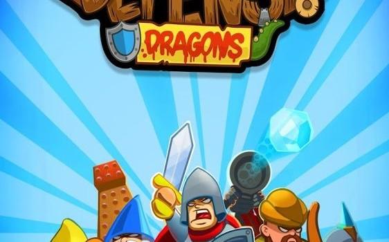 Puzzle Defense: Dragons Ekran Görüntüleri - 1