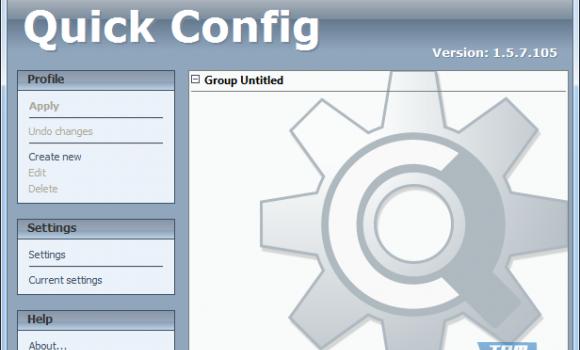 Quick Config Ekran Görüntüleri - 3