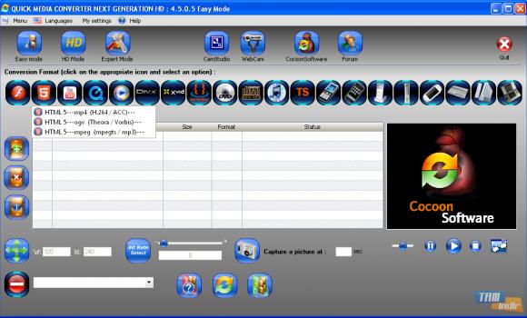 Quick Media Converter HD Ekran Görüntüleri - 6