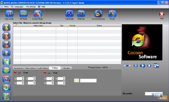 Quick Media Converter HD Ekran Görüntüleri - 5