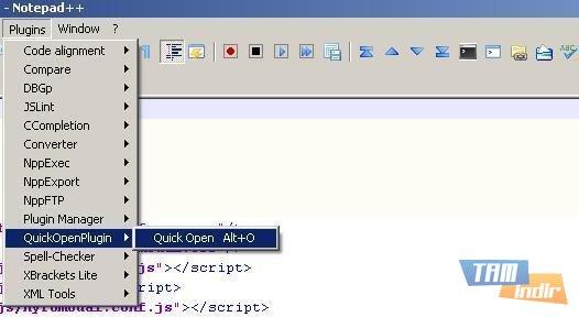 QuickOpen Ekran Görüntüleri - 1