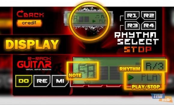 R-Rock Guitar Ekran Görüntüleri - 1