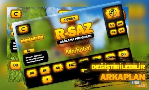 R-Saz Ekran Görüntüleri - 2