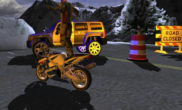 Race Stunt Fight 3! Ekran Görüntüleri - 6