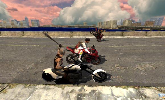 Race Stunt Fight 3! Ekran Görüntüleri - 4