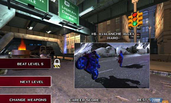 Race Stunt Fight 3! Ekran Görüntüleri - 1