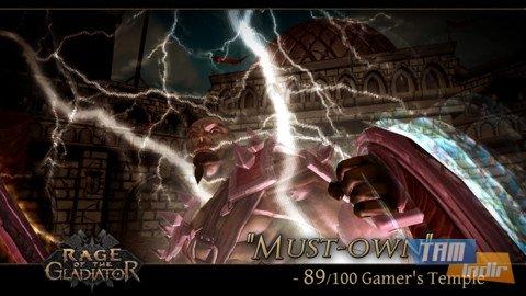 Rage of the Gladiator Ekran Görüntüleri - 4