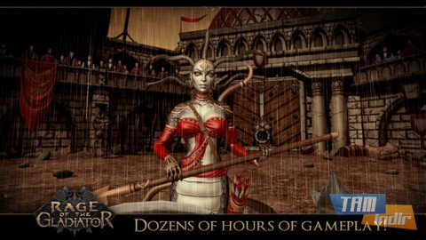 Rage of the Gladiator Ekran Görüntüleri - 2