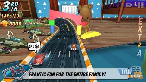 Rail Racing Ekran Görüntüleri - 5